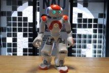 Nao le petit robot français dans le peloton de tête de la robotique