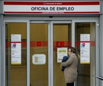 Zone euro: le chômage grimpe à 11,6% en septembre, un niveau record