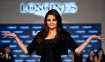 L'actrice indienne Aishwarya Rai Bachchan distinguée par la France