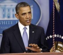 Budget américain: Obama arrache une victoire sur les impôts