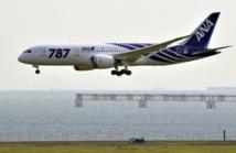 Les Boeing 787 interdits de vol dans le monde sur décision américaine
