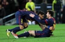 Ligue des champions: le PSG tire le gros lot avec Barcelone