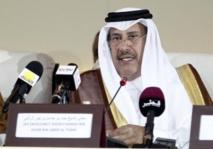 Le Premier ministre du Qatar, Sheik Hamad bin Jassim al-Thani