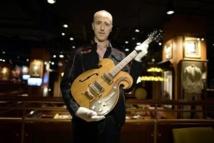 Une guitare des Beatles vendue 408.000 dollars à New York