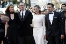 James Gray et sa femme Alexandra Dickson, Marion Cotillard et Jeremy Renner