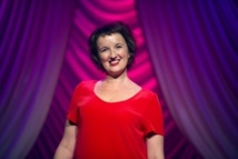 Anne Roumanoff, prochaine pensionnaire du musée Grévin