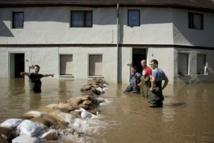 Inondations en Europe centrale: des milliers de réfugiés