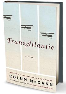 """""""Transatlantic"""": Colum McCann franchit l'océan sur les ailes de géants"""