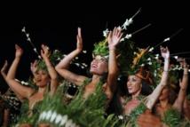 Polynésie : des milliers de danseurs et musiciens se mesurent pendant le Heiva