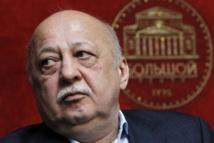 La Russie limoge le directeur du Bolchoï miné par les scandales
