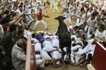 Les taureaux de Pampelune, des arènes aux assiettes