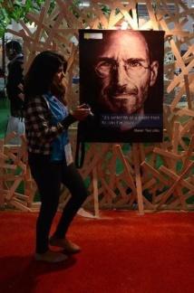 """Cinéma: """"JOBS"""" lance la bataille des films sur Steve Jobs"""