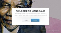 Un réseau social Nelson Mandela lancé sur internet