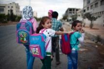 Syrie: réouverture laborieuse des écoles à Alep, malgré la guerre