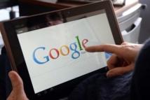 """Concurrence: Bruxelles espère clore l'enquête sur Google """"au printemps"""""""