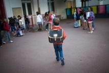 Rythmes scolaires: 53% des Français opposés à la réforme