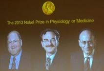 Le Nobel de médecine à deux Américains et un Allemand
