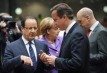 Bruxelles: après l'espionnage, les dirigeants européens s'attaquent à l'immigration