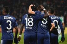 Europa League: Lyon est en 16e de finale, pas de miracle pour Bordeaux