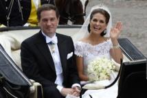 Mariage de la princesse Madeleine de Suède et de Christopher O'Neill