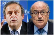 Fifa: Blatter et Platini se retrouvent à Sao Paulo
