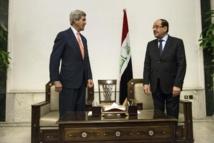 Irak: John Kerry à Bagdad, les insurgés sunnites gagnent du terrain