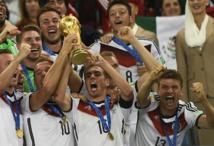 Mondial: l'Allemagne euphorique après une 4e victoire historique