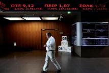 Les marchés européens proches de la panique face à la dégradation de l'économie