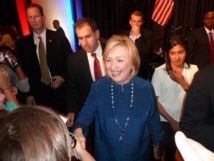 "Hillary Clinton, ""future présidente"", rend service en attendant 2016"