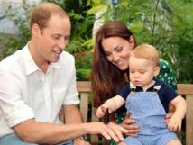 Première apparition publique de Kate depuis l'annonce de sa grossesse