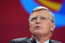Le président du groupe pétrolier Total Thierry Desmaret