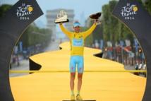 Tour de France 2015: la montée de L'Alpe d'Huez à la veille de l'arrivée