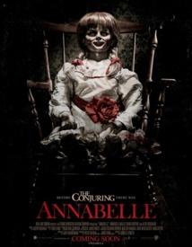 """Le film d'horreur """"Annabelle"""" génère plus de 200 millions de dollars dans le monde, l'un des plus gros succès de l'année"""