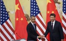 Climat: accord inédit entre la Chine et les Etats-Unis