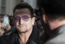 Le leader du groupe U2 Bono va être opéré après une chute de vélo
