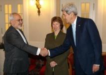 Mohammad Javad Zarif et John Kerry, Catherine Ashton