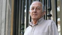 L'écrivain espagnol Juan Goytisolo résidant au Maroc, Prix Cervantès 2014