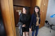 Manon Serrano et sa mère Sophie Serrano