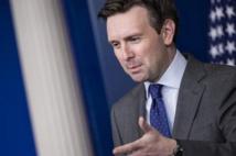Josh Earnest, porte-parole de Barack Obama