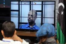 La CPI saisit le Conseil de sécurité pour pouvoir juger le fils de Kadhafi