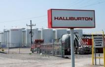Chute du pétrole: Halliburton supprime 1.000 emplois hors d'Amérique