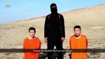 Le groupe EI menace d'exécuter deux Japonais, Tokyo ne cèdera pas