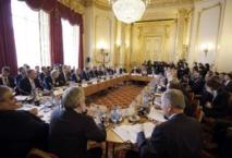 Lutte contre l'Etat islamique: la coalition internationale fait le point à Londres