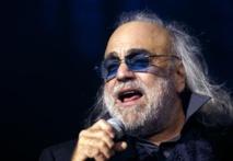 Le chanteur grec Demis Roussos est décédé ce week-end à Athènes