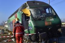 Suisse: violente collision entre 2 trains, six blessés dont un grave