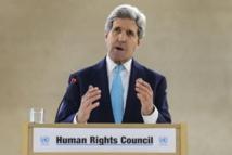 """Nucléaire iranien: Kerry met en garde contre toute révélation """"sélective"""" sur les négociations"""
