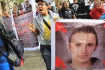 Egypte: prison confirmée pour 2 policiers ayant tué une icône de la révolte