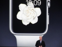 Apple dévoile l'Apple Watch, sa montre connectée