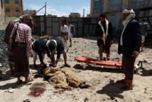Yémen: triple attentat suicide revendiqué par l'EI, au moins 142 morts