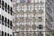 Fraude fiscale: mise en examen et lourde caution en France pour la holding d'HSBC